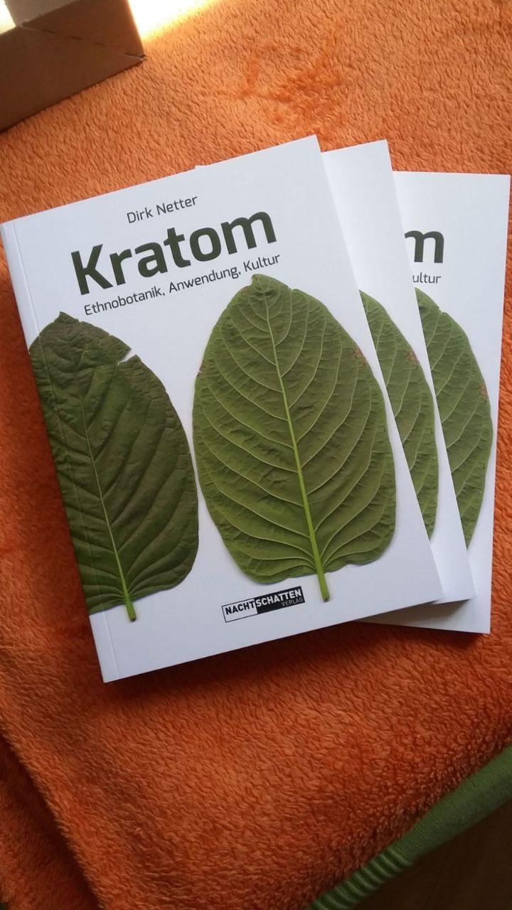 Entrevista a Dirk Netter, autor del primer libro en alemán sobre el kratom.